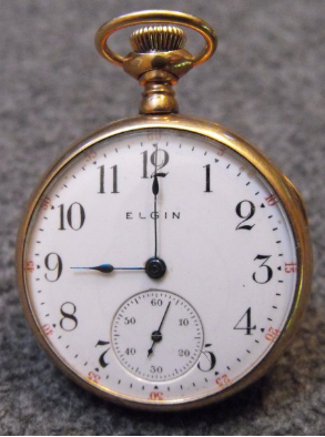 Lady Elgin Pocket Watch