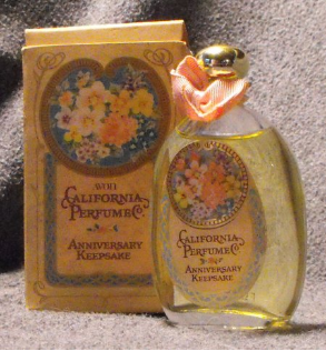 Avon Bottle with Charisma Cologne