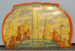 Empire State Needle Assortment
