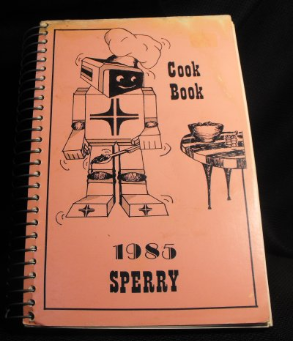 Sperry Cook Book (1985)
