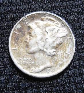 Winged Liberty Head Dime (1941)