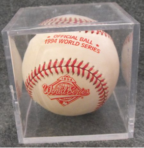 1994 World Series Official Baseball