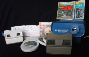 View Master Viewer/Projector Set