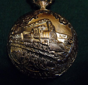 Futura Pocket Watch