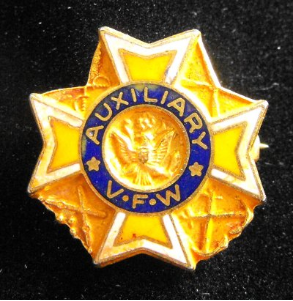 VFW Lapel Pin